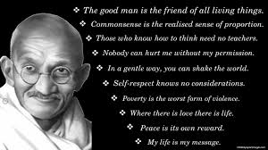 October 2 mahatma gandhi birthday