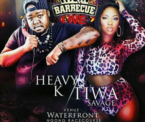 tiwa savage performs at barbecue live 12th edition