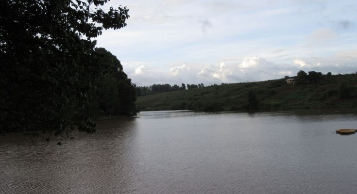 nairobi, a place of cool waters