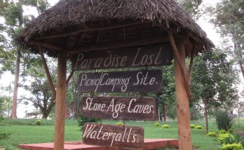 paradise lost resort in Kiambu