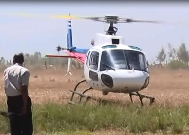 needy Nyeri boy reports to school in a chopper