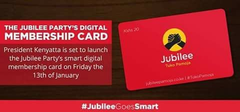 jubilee smart card launched