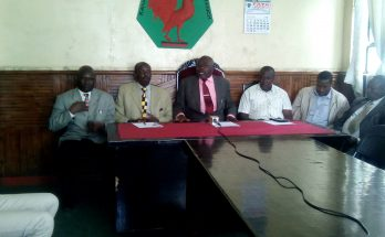 KANU officials address the media over Nick Salat's unity with NASA