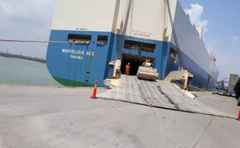 A vessel docking at the port of Mombasa. The government has said that it will implement technological devices to curb graft at the port of Mombasa