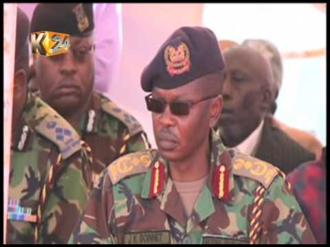 Slain Baringo chief died while serving his people 1