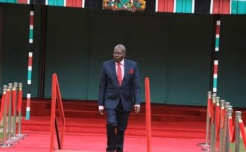 RIP Nderitu Gachagua: Body of the late Governor arrives from London 2