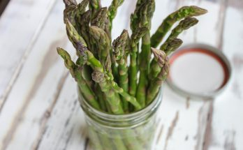 Which is the best way for storing asparagus? 1