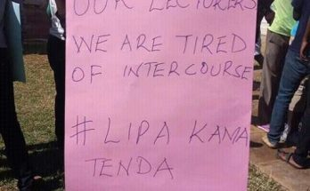 lecturers strike