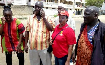 Jubilee aspirants inspect venue for Sunday rally in Mombasa