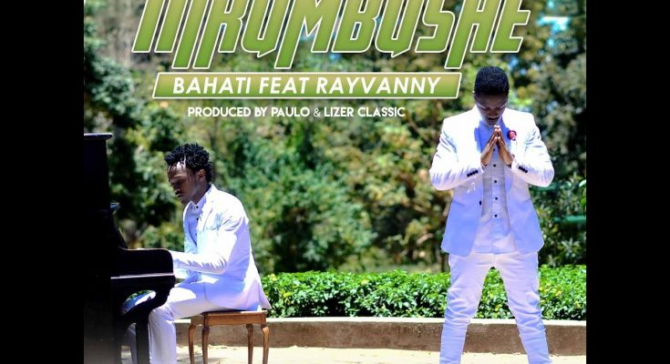 Bahati releases new collabo with Bongo star Rayvanny 1