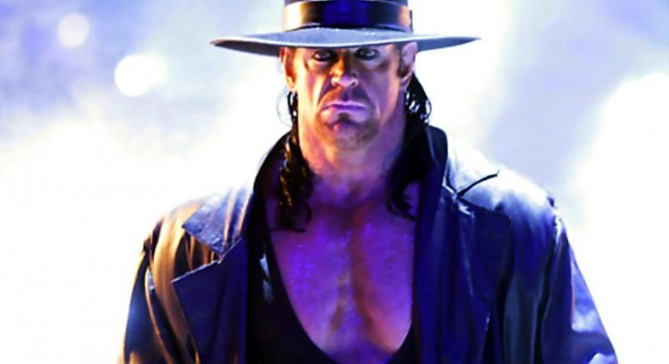 The undertaker resigns after wrestlemania 33