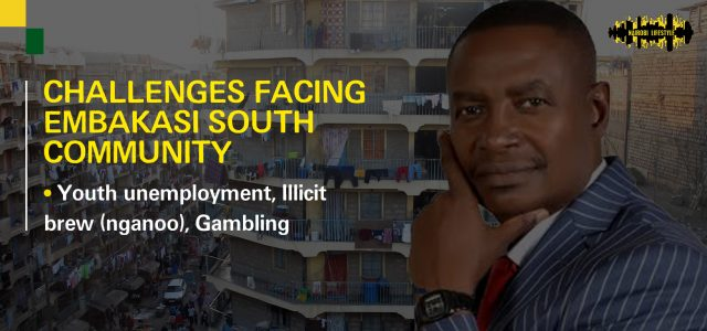 challenges facing Embakasi south community